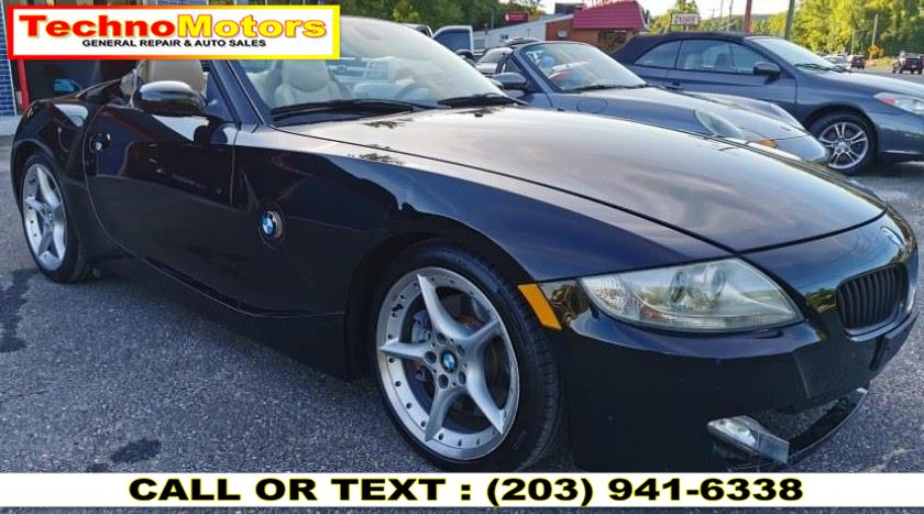 Used BMW Z4 Z4 2dr Roadster 3.0si 2006 | Techno Motors . Danbury , Connecticut