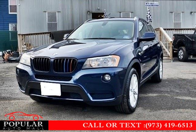 Used 2013 BMW X3 in Newark , New Jersey | Popular Auto Mall Inc . Newark , New Jersey