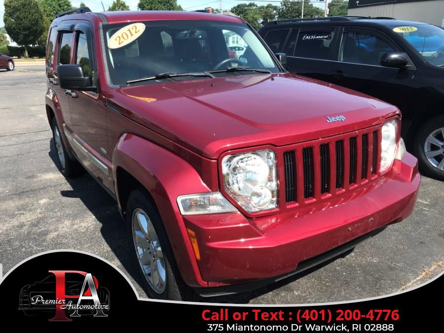 Used 2012 Jeep Liberty in Warwick, Rhode Island | Premier Automotive Sales. Warwick, Rhode Island
