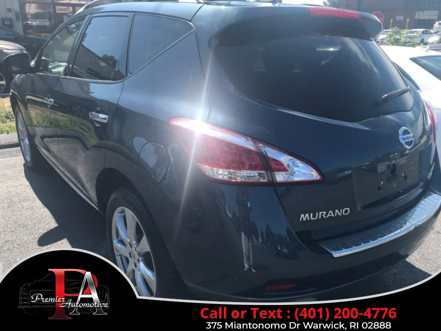 Used Nissan Murano AWD 4dr LE 2014 | Premier Automotive Sales. Warwick, Rhode Island