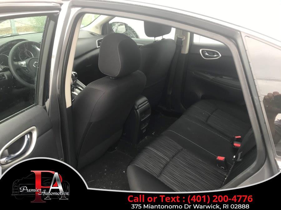 Used Nissan Sentra S CVT 2018 | Premier Automotive Sales. Warwick, Rhode Island
