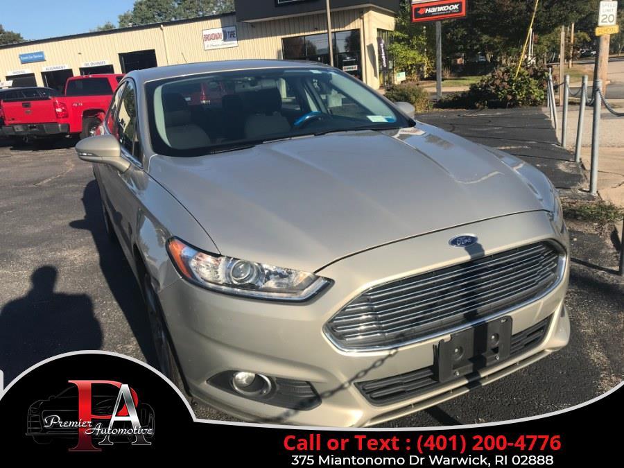 Used 2016 Ford Fusion in Warwick, Rhode Island | Premier Automotive Sales. Warwick, Rhode Island