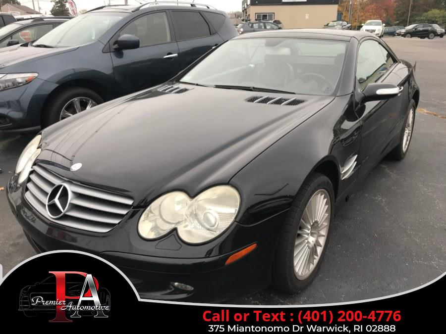 Used Mercedes-Benz SL-Class 2dr Roadster 5.0L 2006 | Premier Automotive Sales. Warwick, Rhode Island