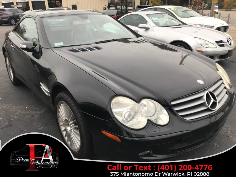 Used 2006 Mercedes-Benz SL-Class in Warwick, Rhode Island | Premier Automotive Sales. Warwick, Rhode Island
