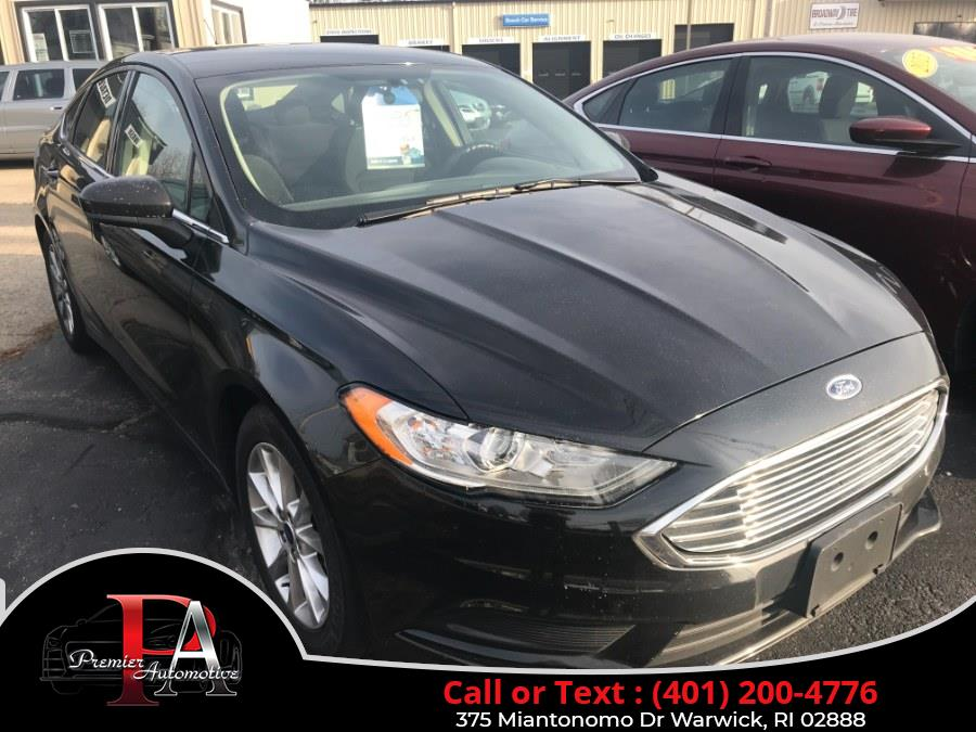 Used 2017 Ford Fusion in Warwick, Rhode Island | Premier Automotive Sales. Warwick, Rhode Island