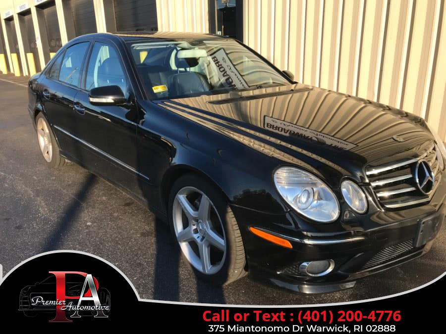 Used 2009 Mercedes-Benz E-Class in Warwick, Rhode Island | Premier Automotive Sales. Warwick, Rhode Island