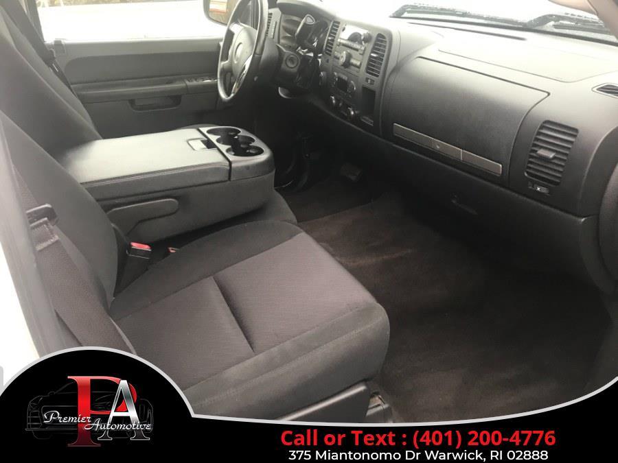 "Used GMC Sierra 1500 4WD Crew Cab 143.5"" SLE 2013 | Premier Automotive Sales. Warwick, Rhode Island"