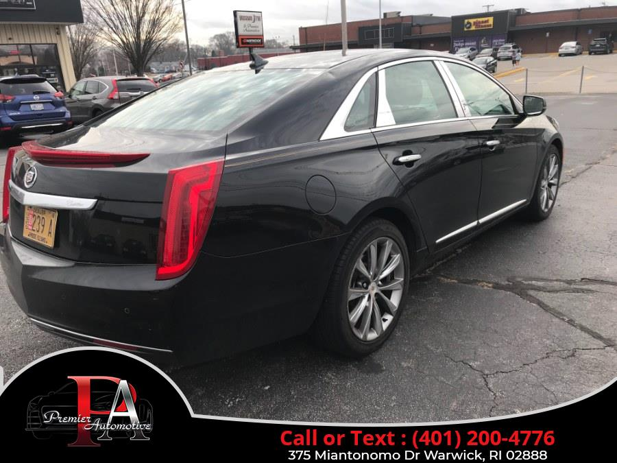 Used Cadillac XTS 4dr Sdn Livery Package FWD 2014 | Premier Automotive Sales. Warwick, Rhode Island