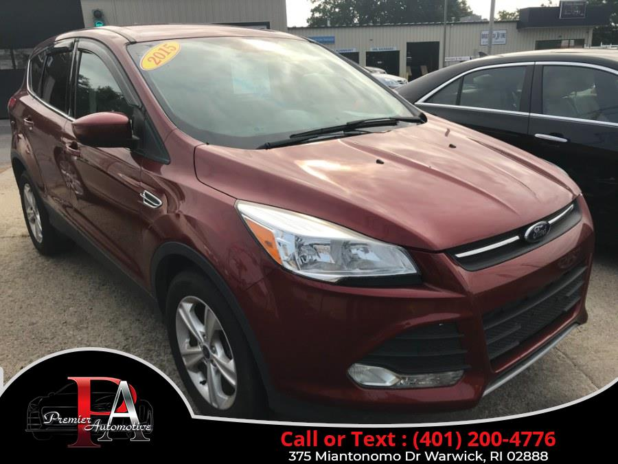 Used 2015 Ford Escape in Warwick, Rhode Island | Premier Automotive Sales. Warwick, Rhode Island