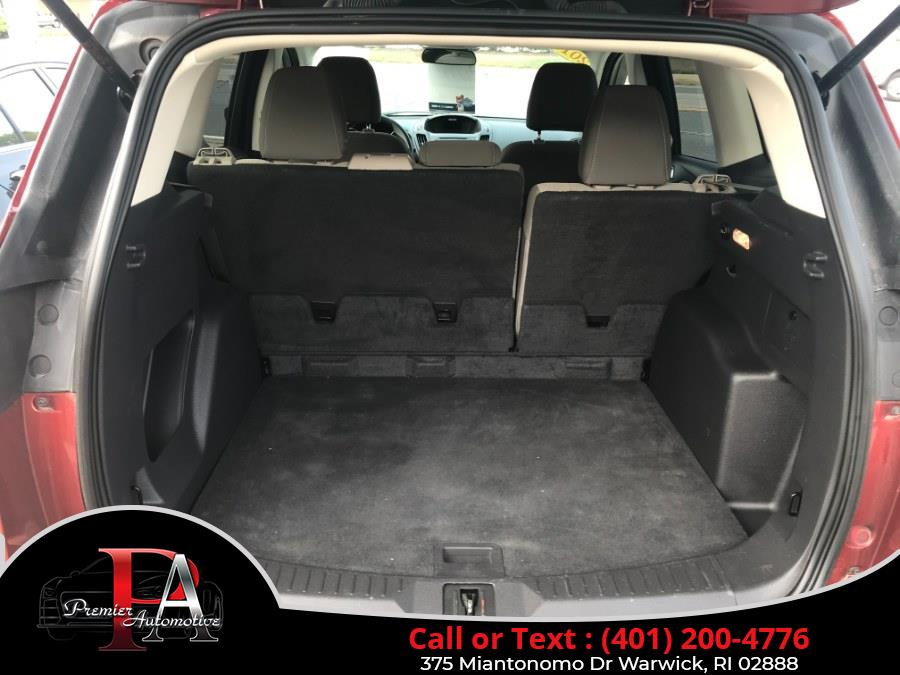 Used Ford Escape 4WD 4dr SE 2015   Premier Automotive Sales. Warwick, Rhode Island