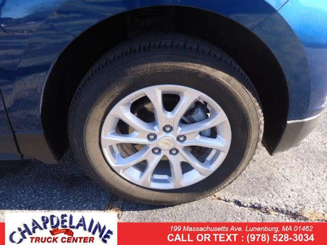 Used Chevrolet Equinox AWD 4dr LT w/1LT 2019 | Chapdelaine Truck Center Inc.. Lunenburg, Massachusetts