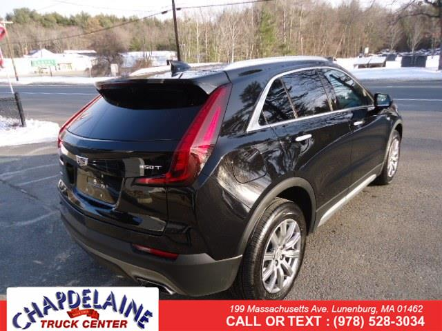Used Cadillac XT4 AWD 4dr Premium Luxury 2020 | Chapdelaine Truck Center Inc.. Lunenburg, Massachusetts