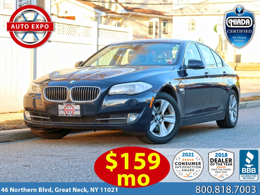 Used 2012 BMW 5 Series in Great Neck, New York | Auto Expo Ent Inc.. Great Neck, New York
