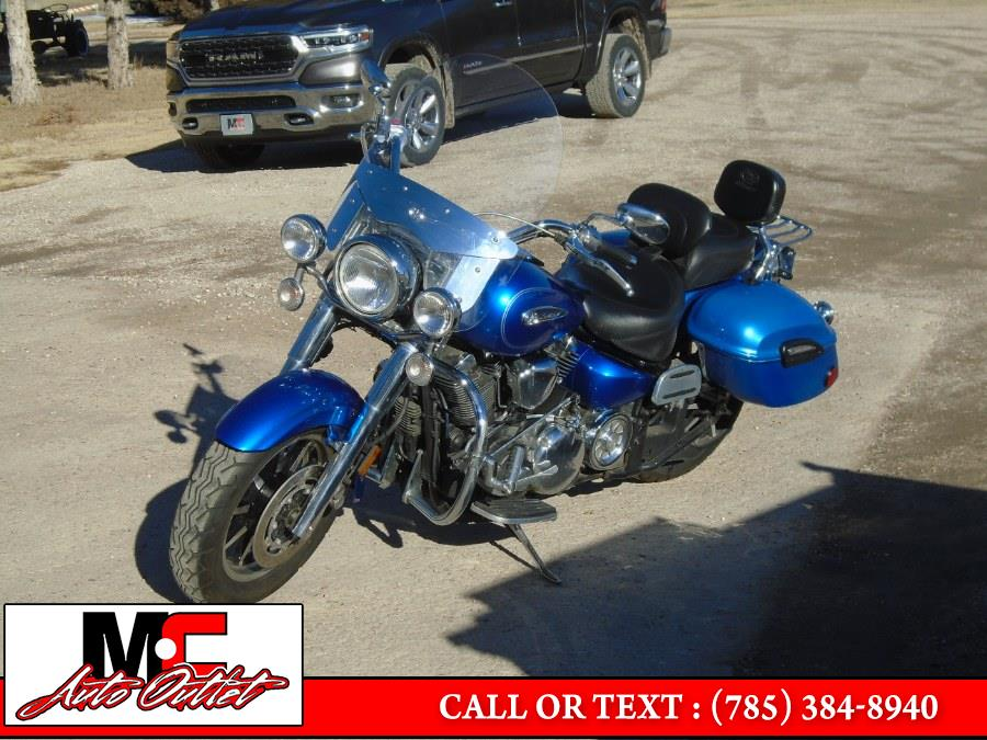 Used 2013 Yamaha XV  1700 in Colby, Kansas | M C Auto Outlet Inc. Colby, Kansas