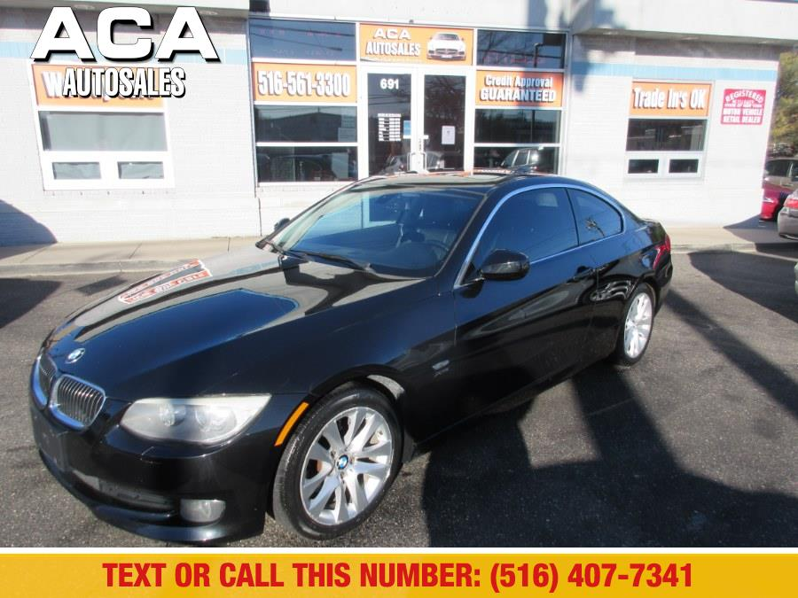 Used BMW 3 Series 2dr Cpe 328i xDrive AWD SULEV 2011 | ACA Auto Sales. Lynbrook, New York