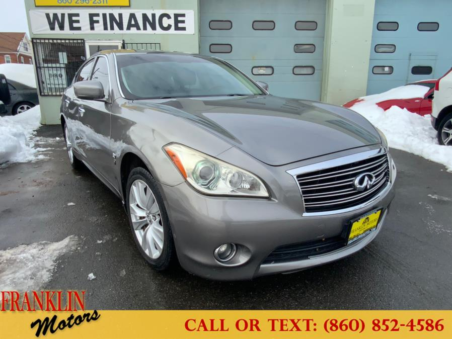 Used 2011 INFINITI M37 in Hartford, Connecticut | Franklin Motors Auto Sales LLC. Hartford, Connecticut
