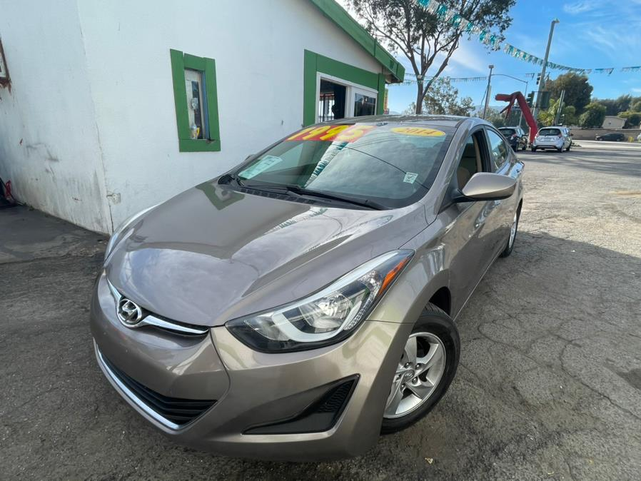 Used 2014 Hyundai Elantra in Corona, California | Green Light Auto. Corona, California