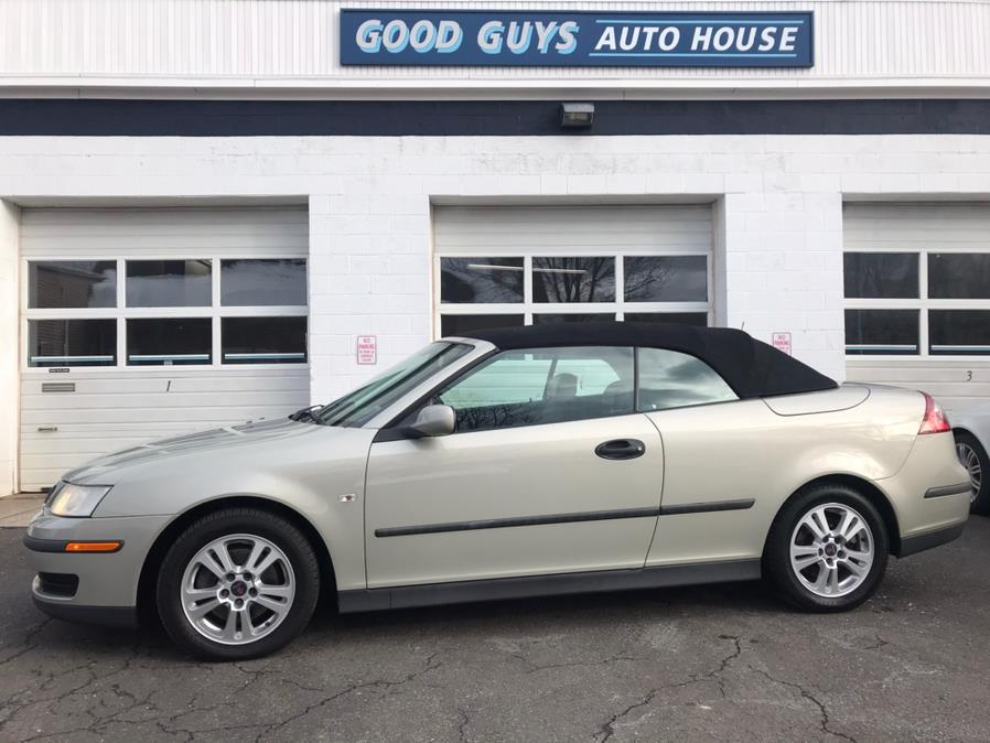 Used 2005 Saab 9-3 in Southington, Connecticut | Good Guys Auto House. Southington, Connecticut