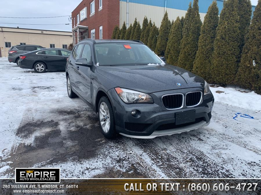 Used BMW X1 AWD 4dr xDrive28i 2015 | Empire Auto Wholesalers. S.Windsor, Connecticut