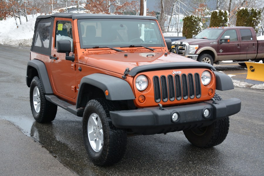 Used Jeep Wrangler 4WD 2dr Sport 2011 | New Beginning Auto Service Inc . Ashland , Massachusetts