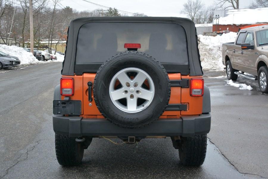 Used Jeep Wrangler 4WD 2dr Sport 2011 | New Beginning Auto Service Inc . Ashland , Massachusetts