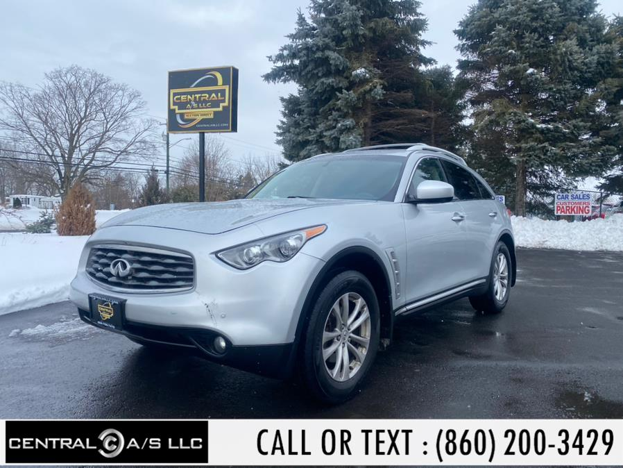 Used Infiniti FX35 AWD 4dr 2009 | Central A/S LLC. East Windsor, Connecticut