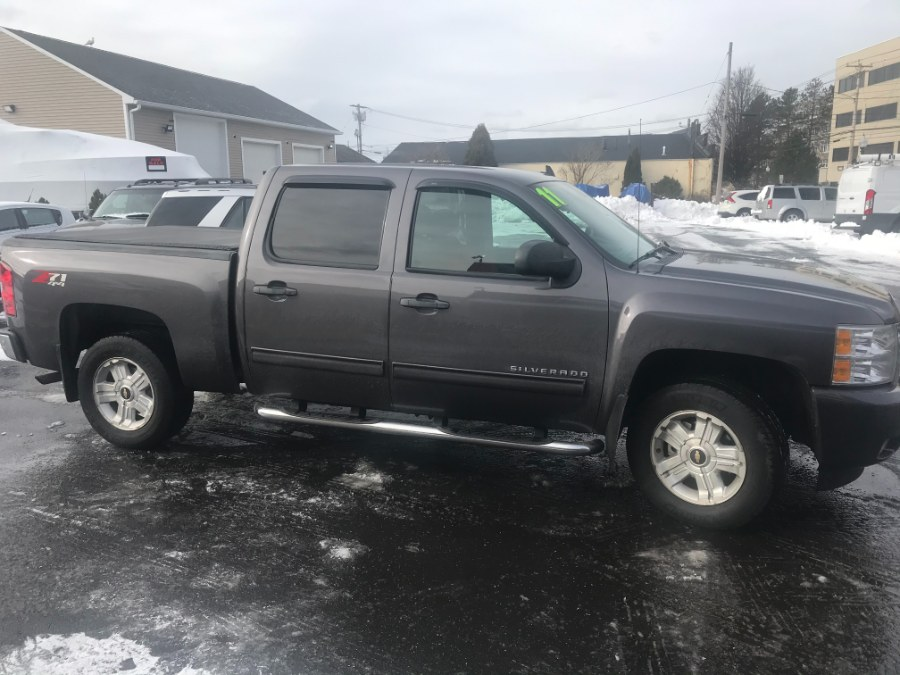 "Used Chevrolet Silverado 1500 4WD Crew Cab 143.5"" LT 2011 