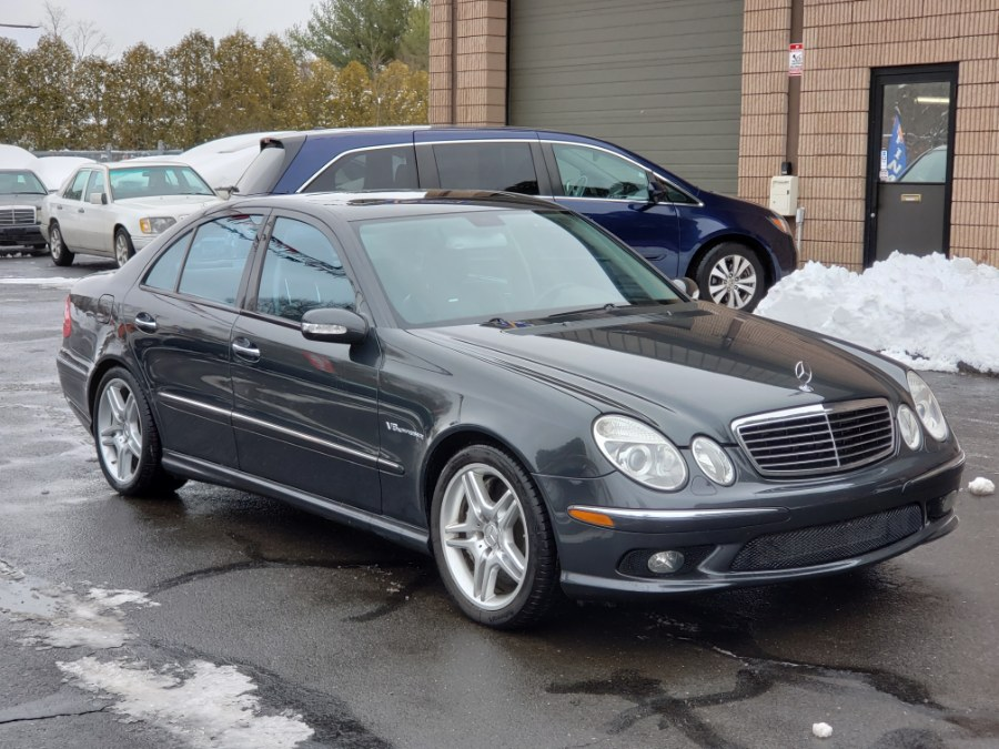 Used 2004 Mercedes-Benz E-Class in Bristol, Connecticut | Dealmax Motors LLC. Bristol, Connecticut