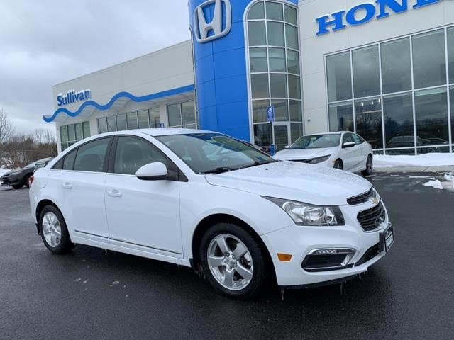 Used 2016 Chevrolet Cruze Limited in Avon, Connecticut | Sullivan Automotive Group. Avon, Connecticut