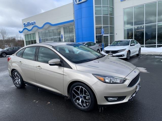 Used Ford Focus SEL 2017 | Sullivan Automotive Group. Avon, Connecticut