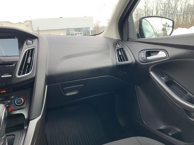 Used Ford Focus SEL 2017   Sullivan Automotive Group. Avon, Connecticut