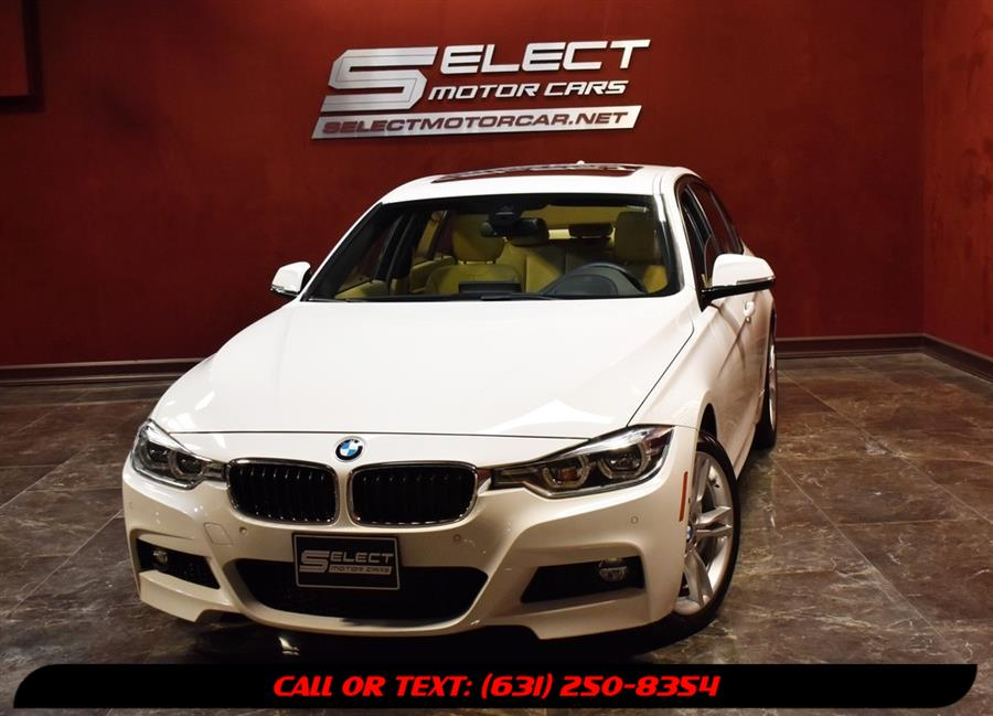 Used 2016 BMW 3 Series in Deer Park, New York | Select Motor Cars. Deer Park, New York