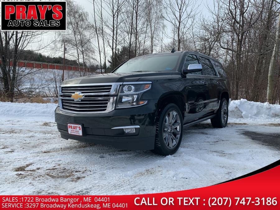 Used 2016 Chevrolet Tahoe in Bangor , Maine | Pray's Auto Sales . Bangor , Maine