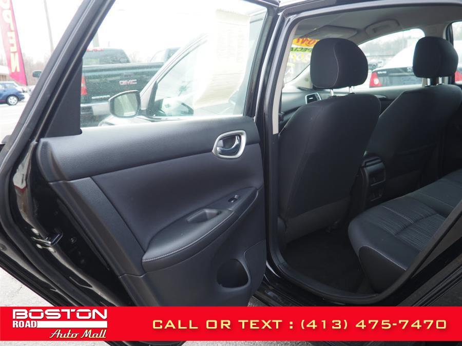 Used Nissan Sentra SV 2017 | Boston Road Auto Mall. Springfield, Massachusetts