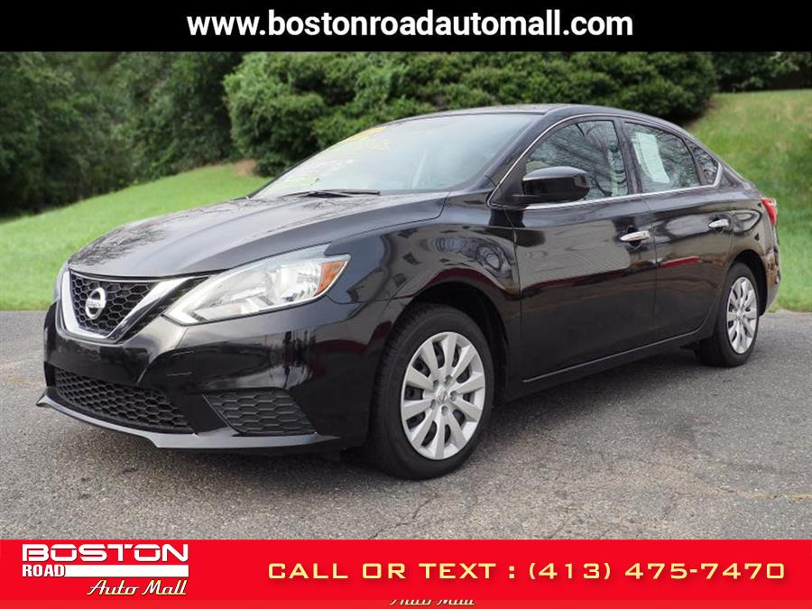 Used 2017 Nissan Sentra in Springfield, Massachusetts | Boston Road Auto Mall. Springfield, Massachusetts