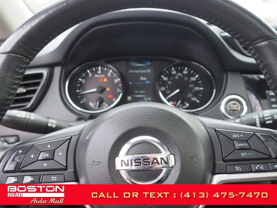 Used Nissan Rogue SL 2017 | Boston Road Auto Mall. Springfield, Massachusetts