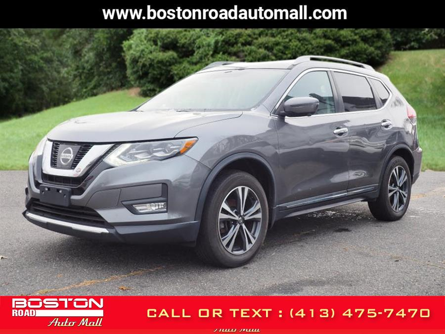 Used 2017 Nissan Rogue in Springfield, Massachusetts | Boston Road Auto Mall. Springfield, Massachusetts