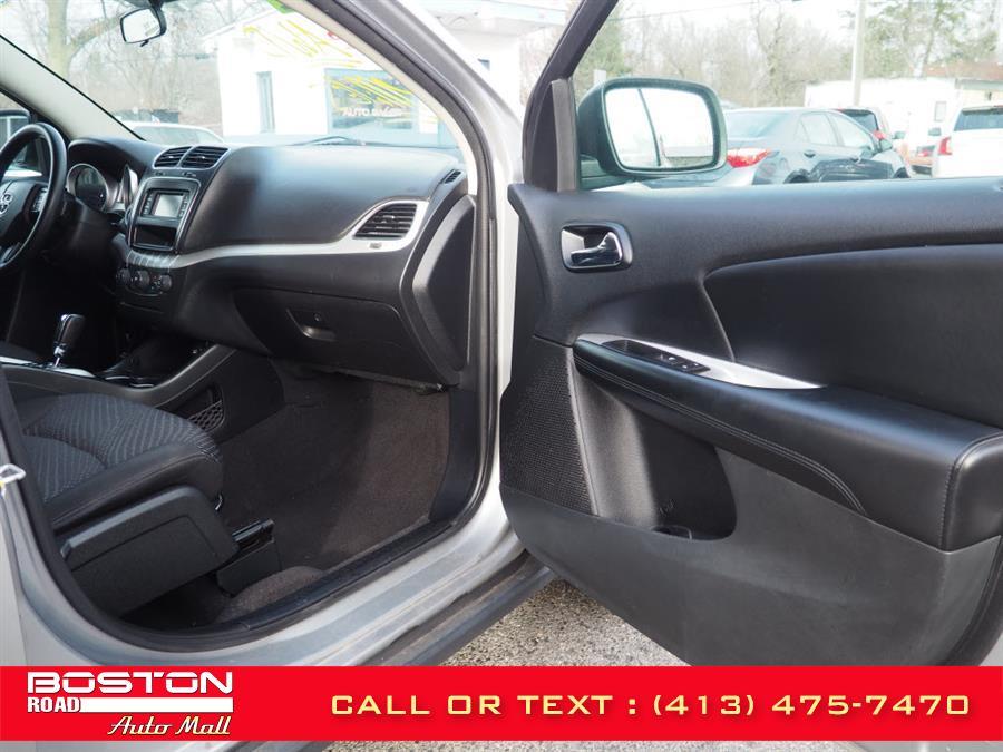 Used Dodge Journey SXT 2016   Boston Road Auto Mall. Springfield, Massachusetts
