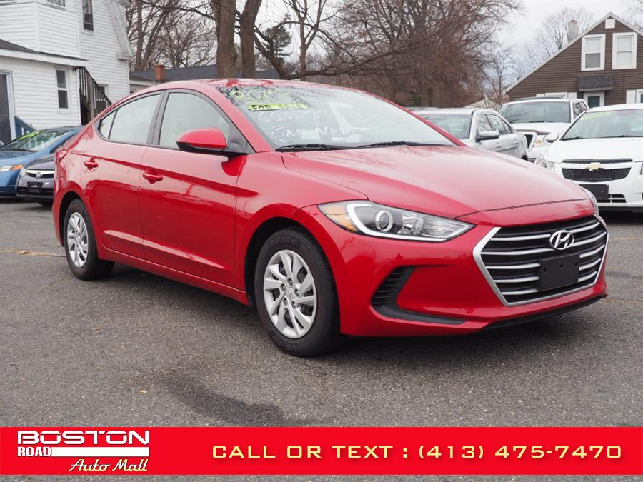 Used Hyundai Elantra SE 2017 | Boston Road Auto Mall. Springfield, Massachusetts