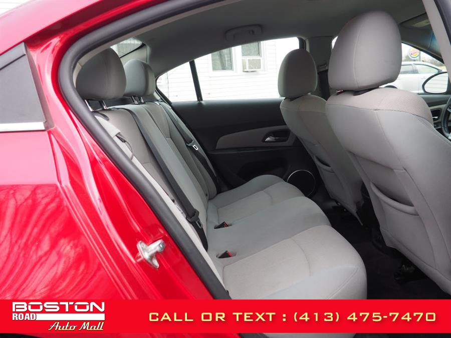 Used Chevrolet Cruze ECO 2011 | Boston Road Auto Mall. Springfield, Massachusetts
