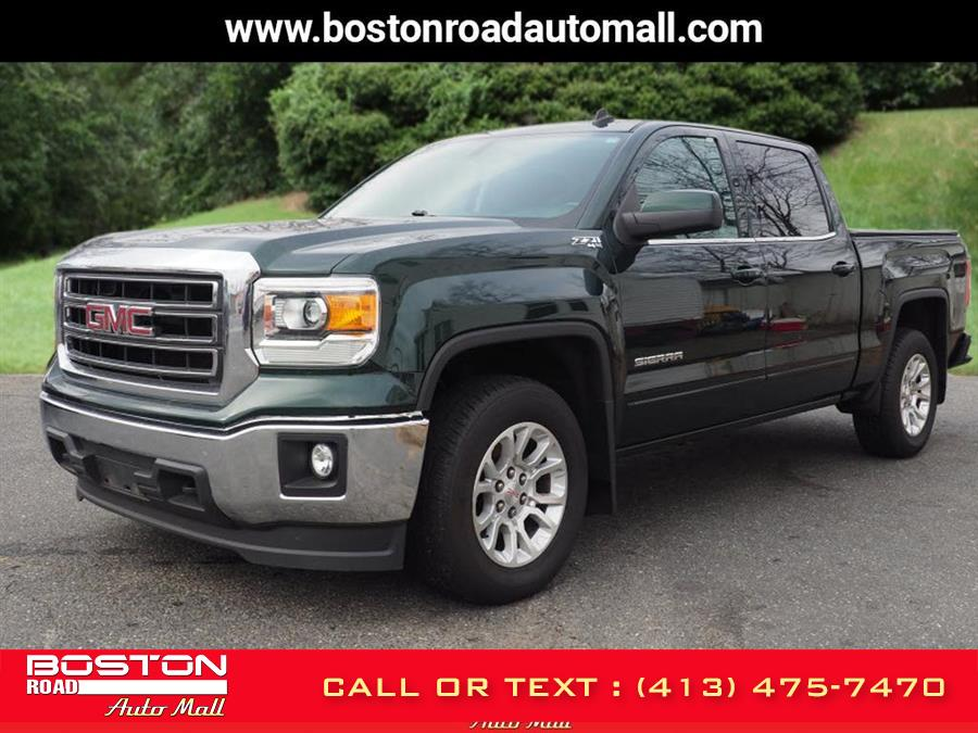 Used 2014 GMC Sierra 1500 in Springfield, Massachusetts | Boston Road Auto Mall. Springfield, Massachusetts