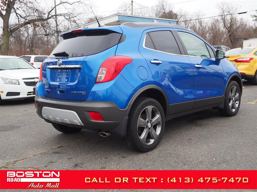 Used Buick Encore Convenience 2014 | Boston Road Auto Mall. Springfield, Massachusetts
