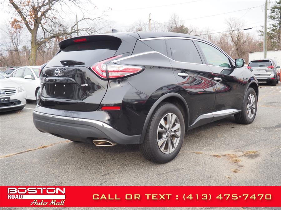 Used Nissan Murano PLATINUM AWD 2017   Boston Road Auto Mall. Springfield, Massachusetts