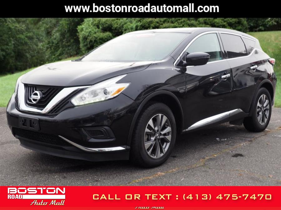 Used 2017 Nissan Murano in Springfield, Massachusetts | Boston Road Auto Mall. Springfield, Massachusetts