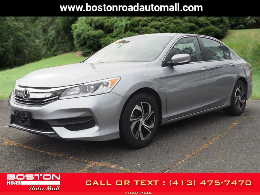Used Honda Accord LX 2017   Boston Road Auto Mall. Springfield, Massachusetts