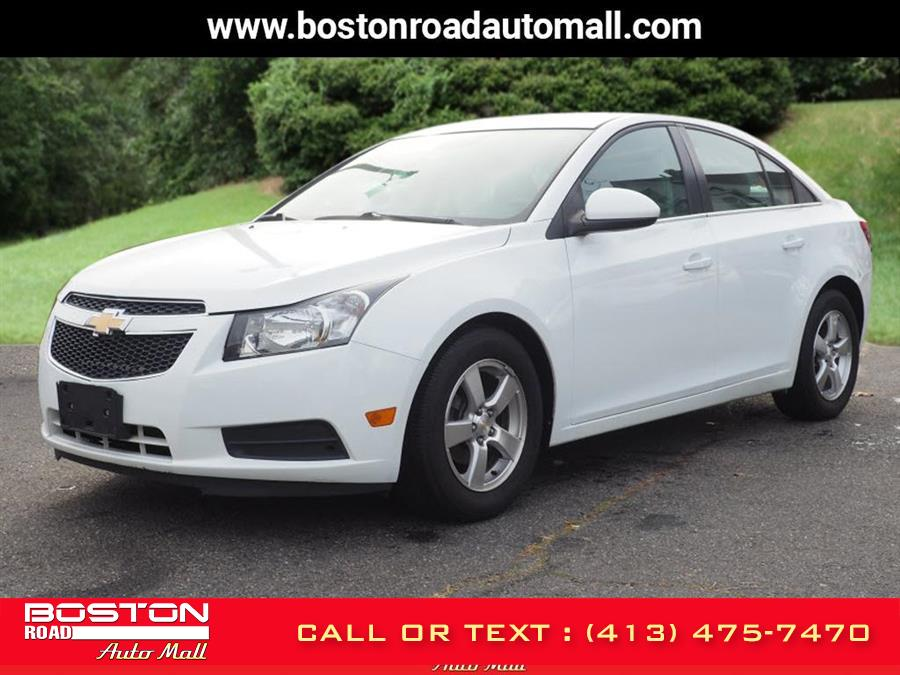 Used Chevrolet Cruze 1LT Auto 2014 | Boston Road Auto Mall. Springfield, Massachusetts
