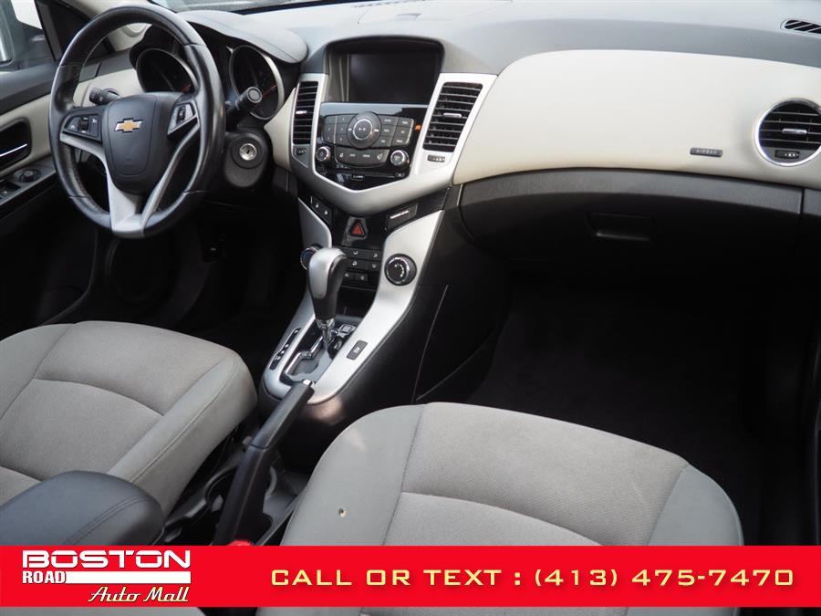 Used Chevrolet Cruze 1LT Auto 2014 | Boston Road Auto Mall. Springfield, Massachusetts