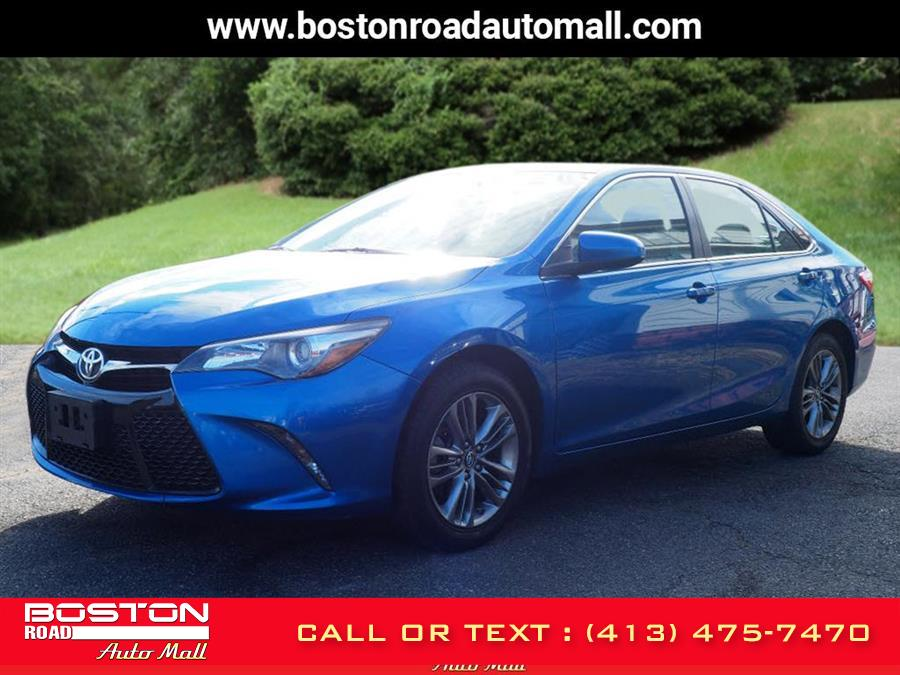 Used 2017 Toyota Camry in Springfield, Massachusetts | Boston Road Auto Mall. Springfield, Massachusetts