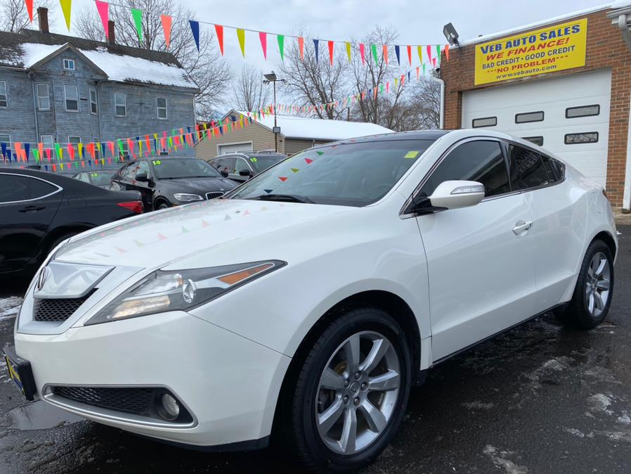 Used Acura ZDX AWD 4dr Tech Pkg 2012 | VEB Auto Sales. Hartford, Connecticut