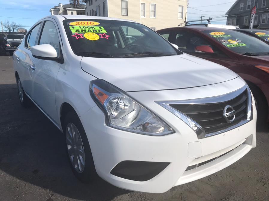 Used Nissan Versa SV 2016 | Affordable Motors Inc. Bridgeport, Connecticut